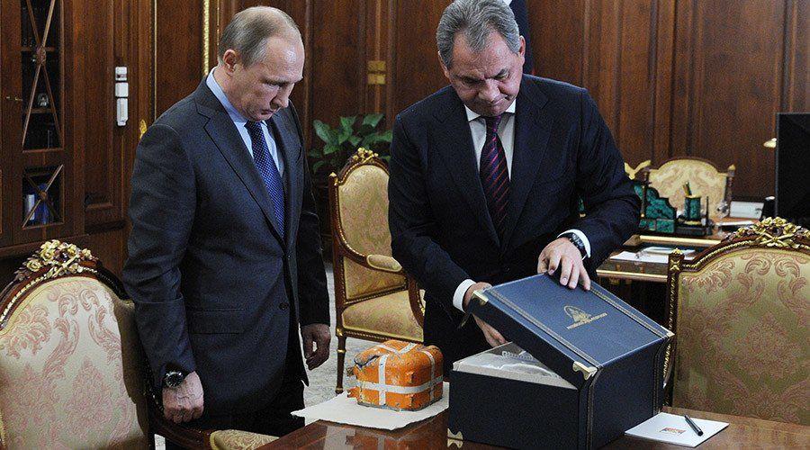Avion russe abattu: Moscou va déchiffrer une boîte noire