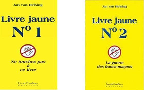 Van Helsing Jan : « Livre jaune » N°1 et N°2 (PDF)