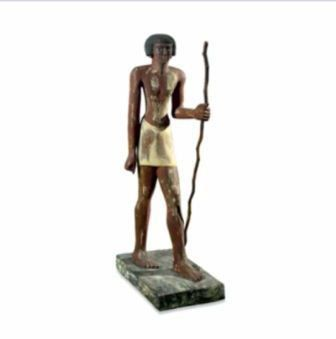 All these arguments about the racial background of these ancient Africans are based upon racism/fear or shame I should say or how can a sane person claim people who depicted themselves this way as Arabs or White?