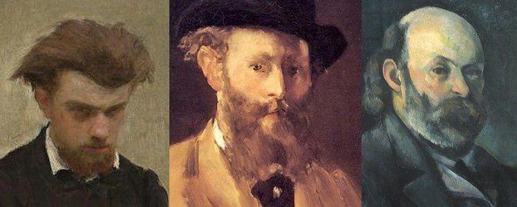 autoportraits 19 et debut 20eme
