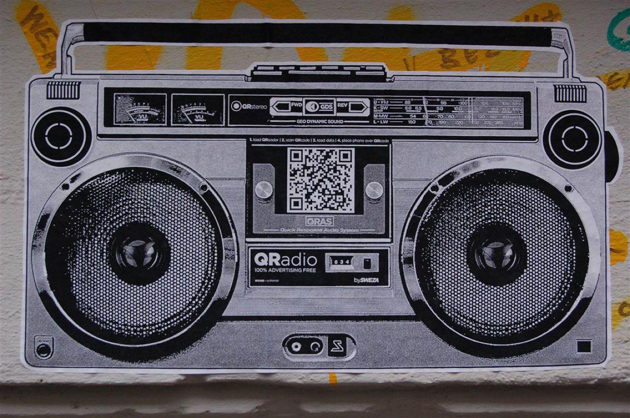 QRradio - Sweza Berlin