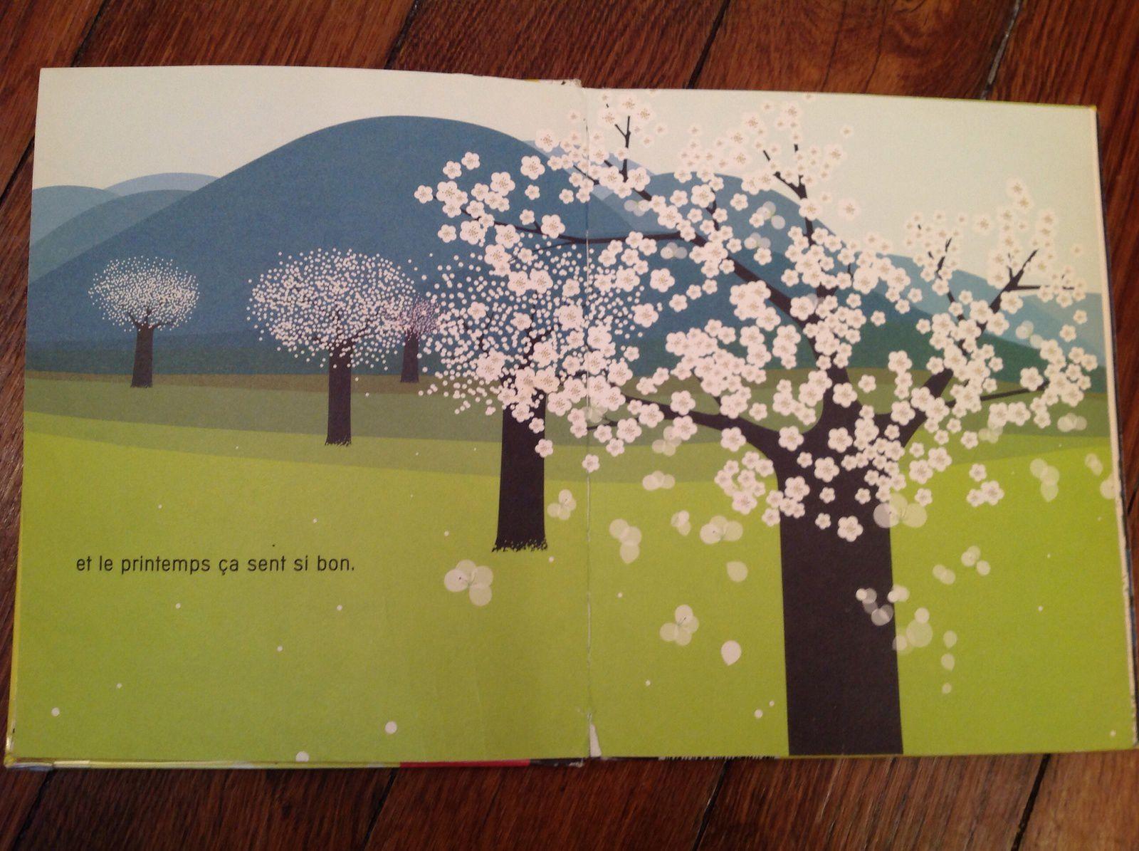 Premiers printemps d'Anne Crausaz