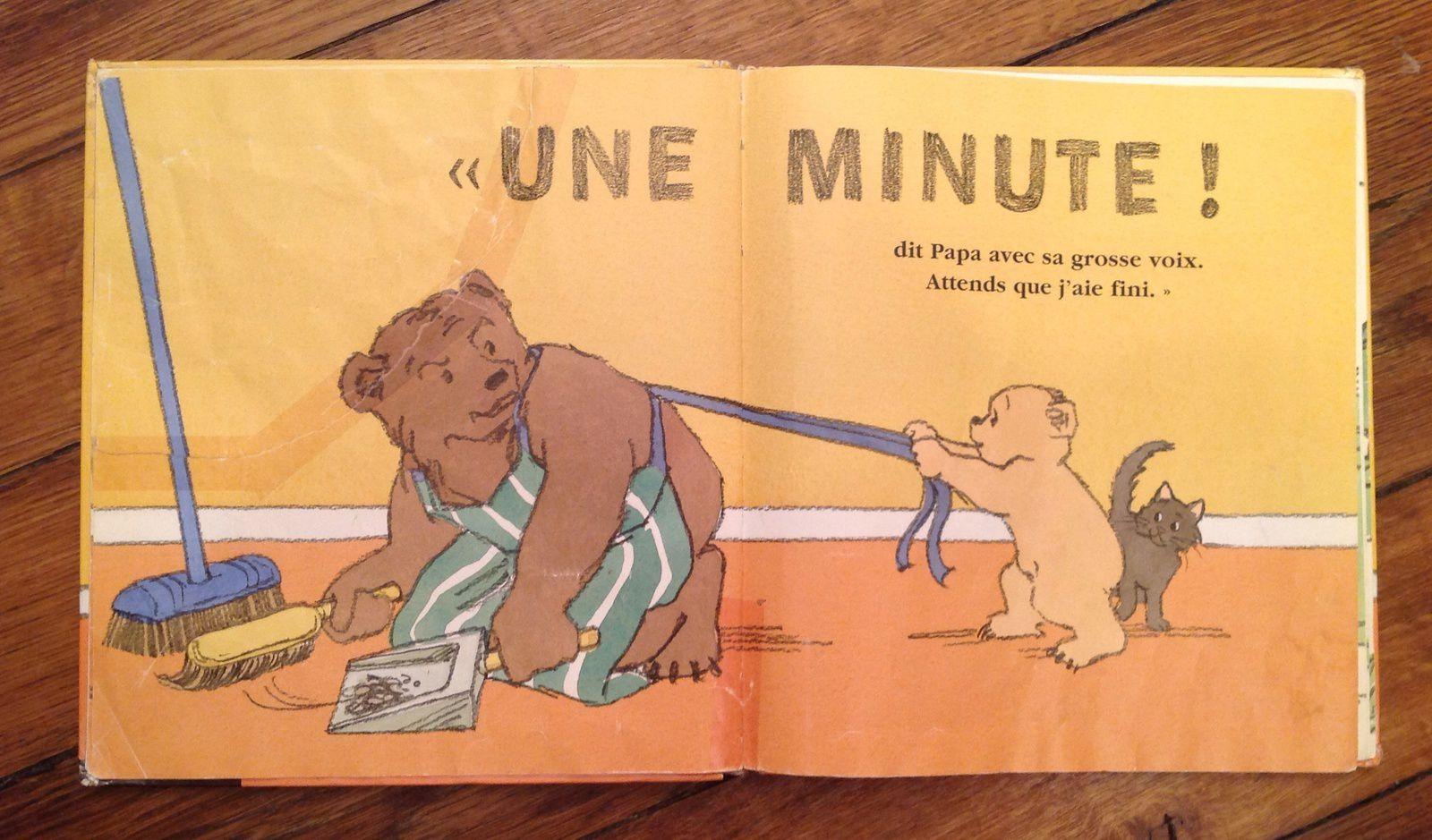 Une minute, Alfred ! de Virginia Miller