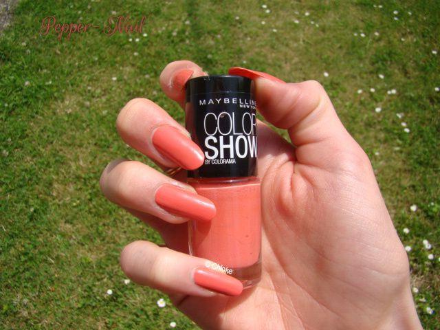 ColorShow Corail
