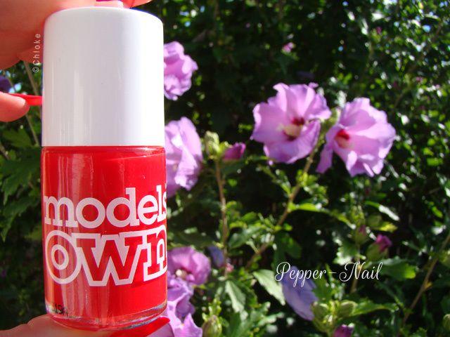 Model Owns - Red Alert