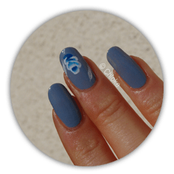 Roses bleues