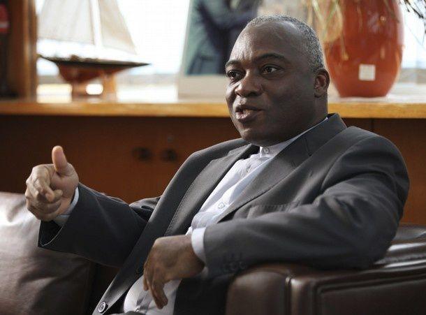 Le Ministre Ahoua Don Mello, un proche des proches du President Gbagbo.