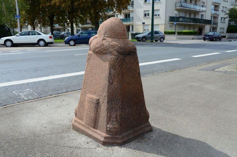 Les Bornes de la Ligne de Front de Paul Moreau-Vauthier