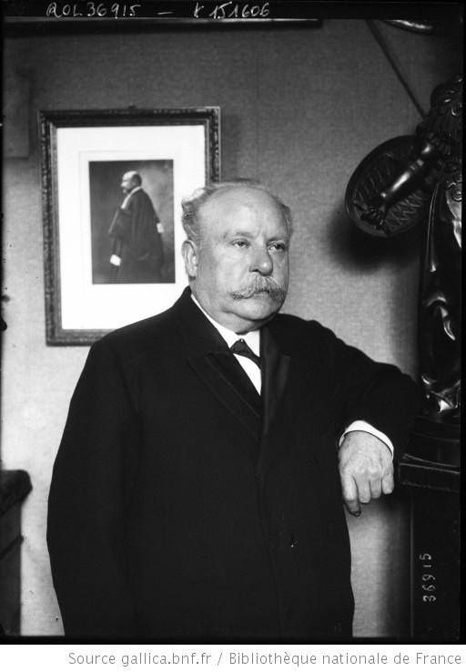 Portraits d'Eugène Turpin