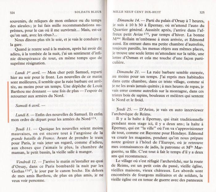 Pierre Loti et Reims - 3 - avril et mai 1918
