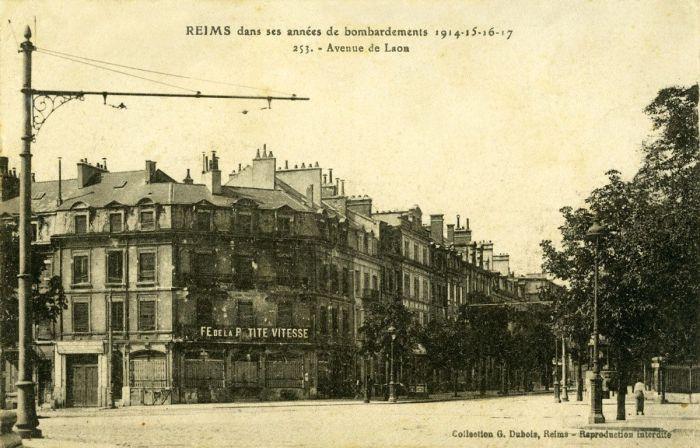 La Guerre 14-18 - Correspondance Rémoise... Cher Neveu !