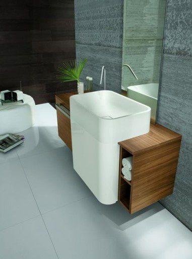 small vessel sinks great space saving idea for cozy bathrooms cozy home decor ideas