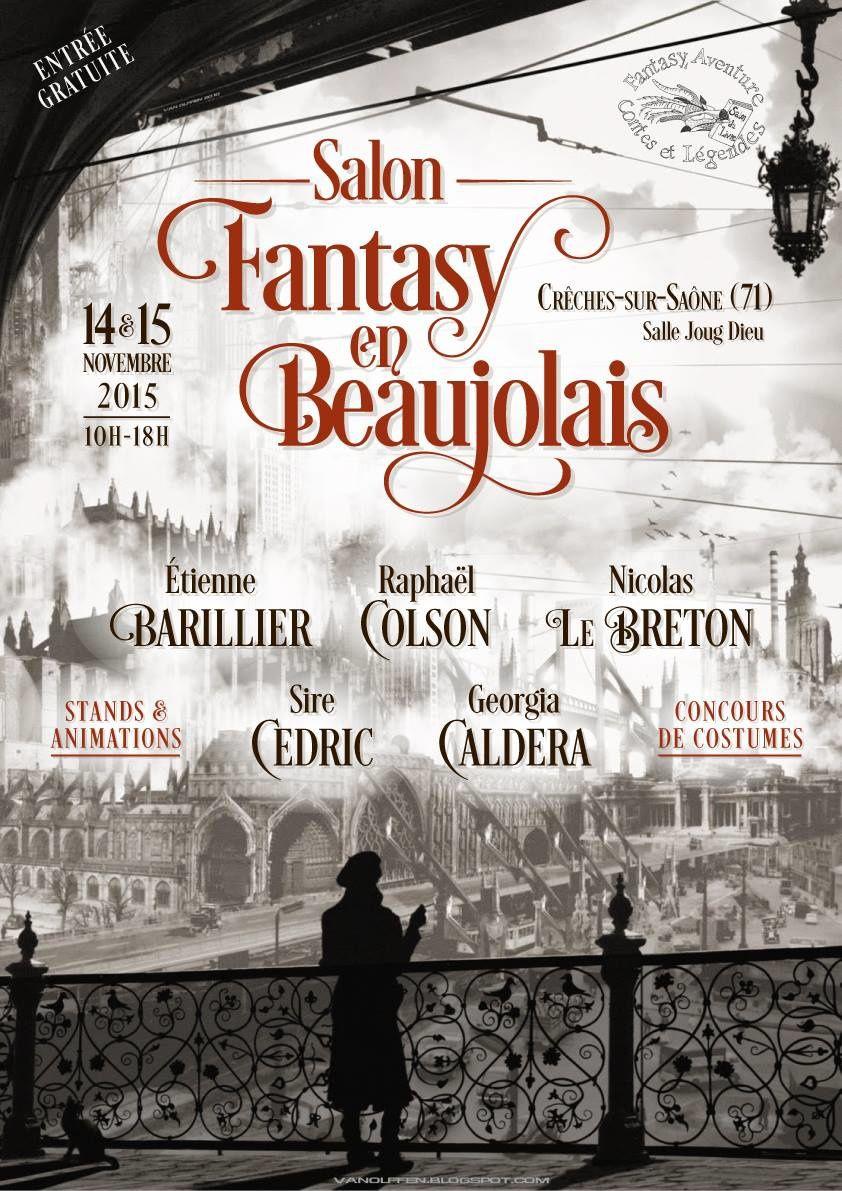 Salon Fantasy en Beaujolais 2015