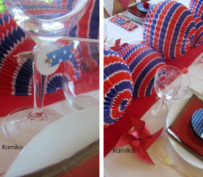 Table 14 Juillet Kamika