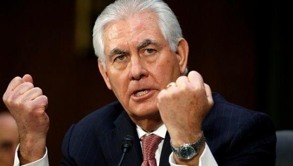 Le secrétaire d'État américain lance une menace de guerre contre l'Iran (WSWS)
