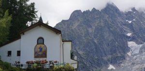 Notre Dame de Guérison à Courmayeur : tous n'en sortiront pas indemmes