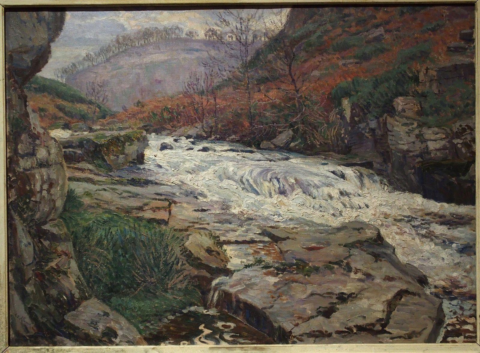 La Valle De La Creuse Valle Des Peintres Eugne
