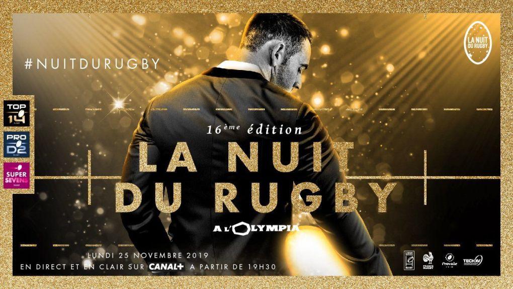 Jusqu'à 257 000 téléspectateurs devant la 16ème Nuit du rugby sur CANAL+ (palmarès)