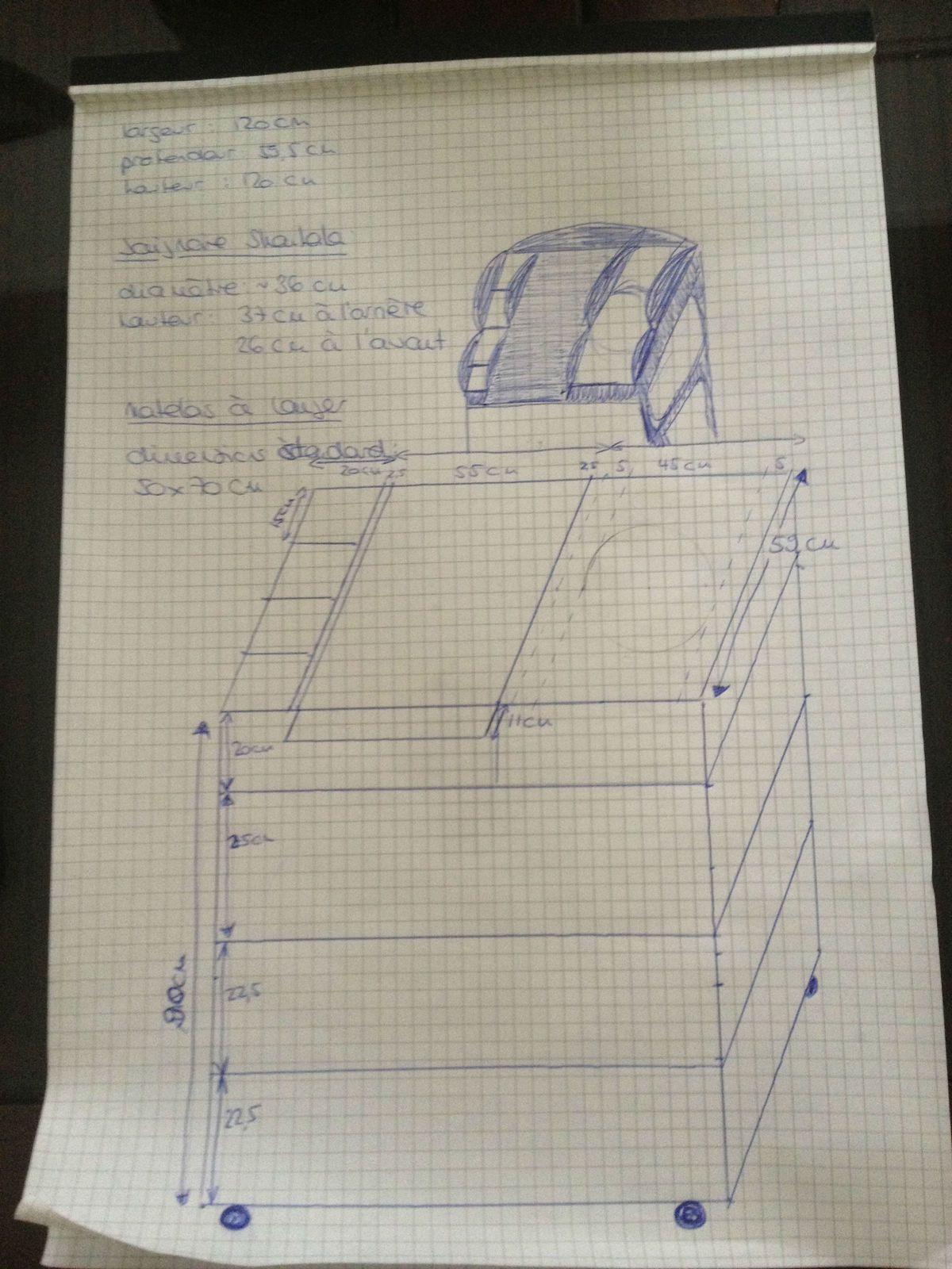 Projet Table Langer Et Baignoire Pour Petite Salle De
