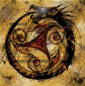 Science occulte : L'Ouroboros