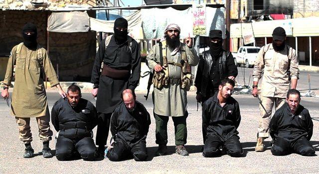 Exécution de civils à Mossoul