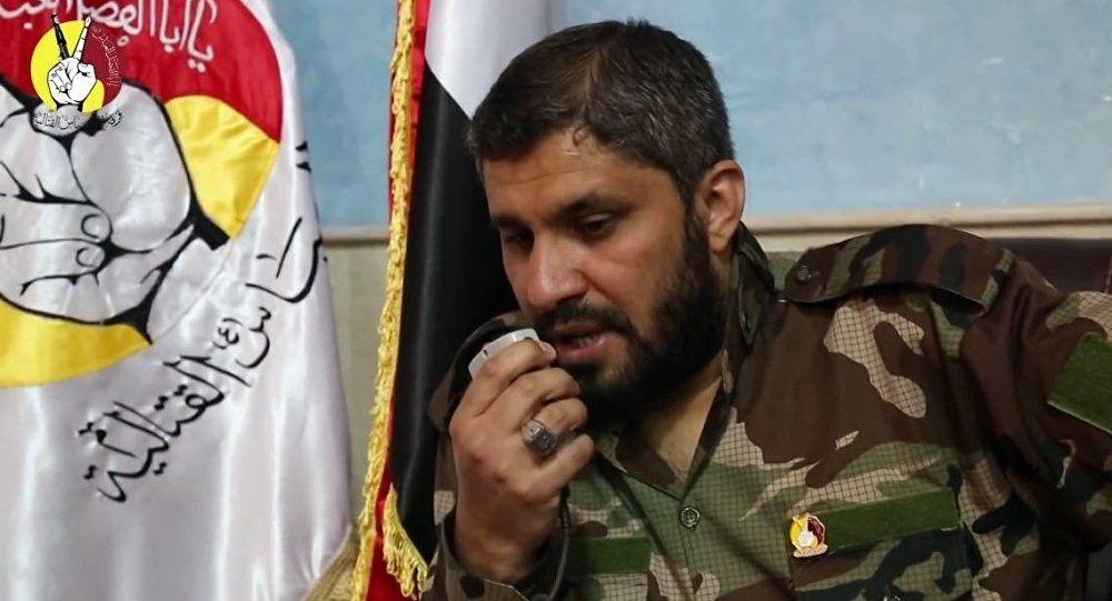 Maytham al-Zaïri, superviseur général de la mobilisation populaire irakienne