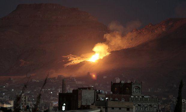 Les pays occidentaux sont complices de crimes contre l'humanité au Yémen