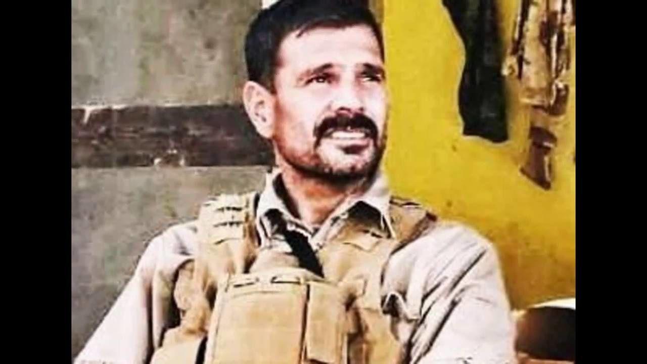 Haïdar Shesho, chef des Forces de défense Ezidikhan