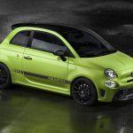 500 Abarth Fiat 500 Abarth Jaune Fluo