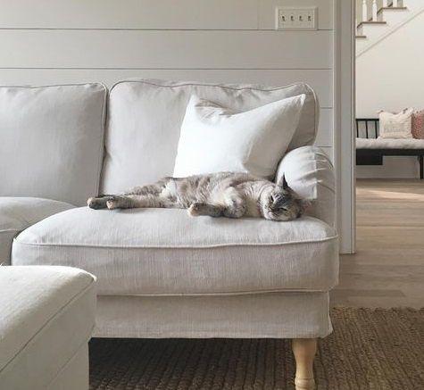 Comment Vieillissent Les Canapés Ikea Farlov Stocksund