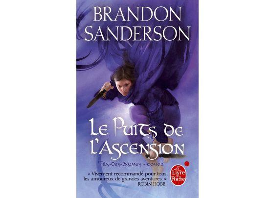 Fils-des-Brumes, Tome 2 : Le Puits de l'Ascension - Brandon Sanderson