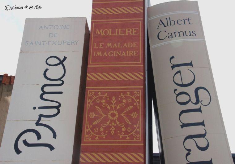 Balade littéraire #2: La Cité du Livre - Aix en Provence