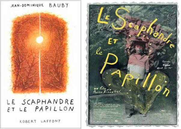 Le Scaphandre et le Papillon - JD Bauby & Julian Schnabel