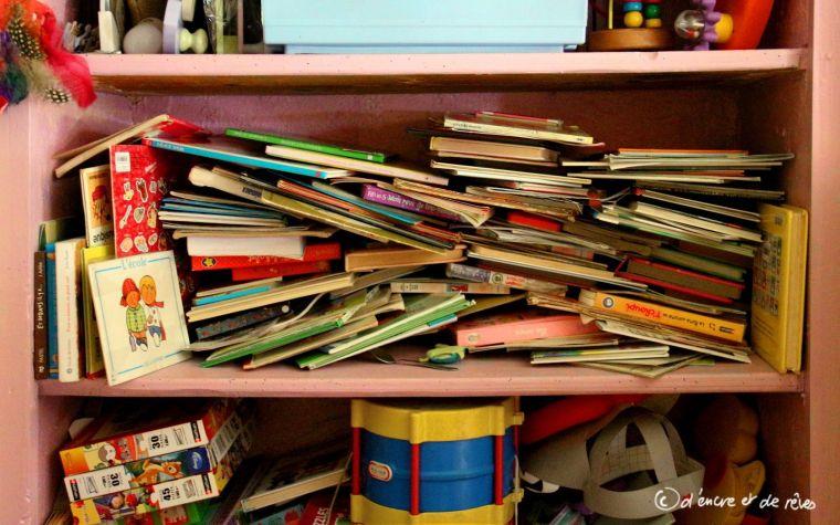La bibliothèque des gens #6: la bibliothèque de Louane