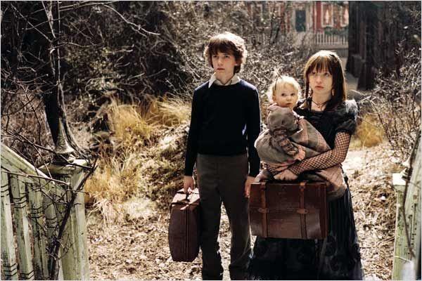 Les désastreuses aventures des Orphelins Baudelaire - Brad Silberling