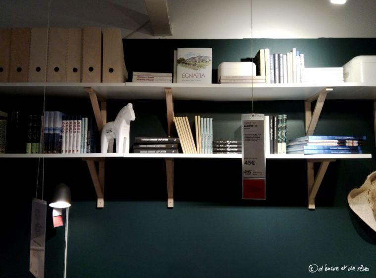 Bibliothèque des gens #15 : La Bibliothèque d'Ikea