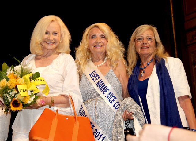 Finale Super Mamie 2014, dimanche 29 juin, à l'Opéra de Nice