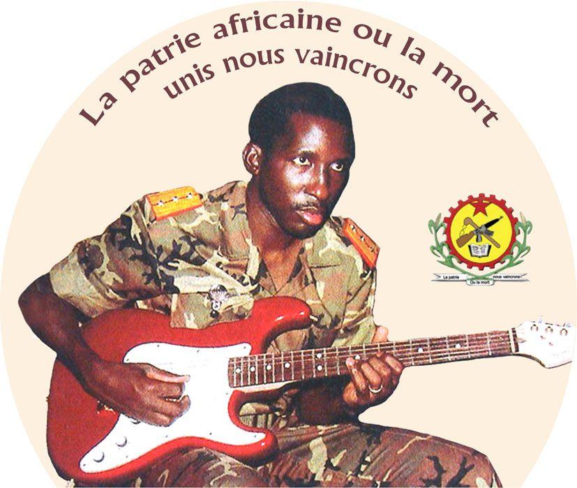 """Résultat de recherche d'images pour """"Sankara joue de la guitare"""""""