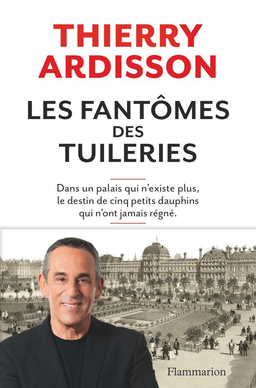 Thierry Ardisson raconte dans un livre l'histoire de cinq dauphins qui n'ont jamais régné en France.