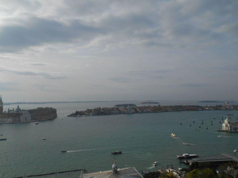 L'île de la Giudecca.