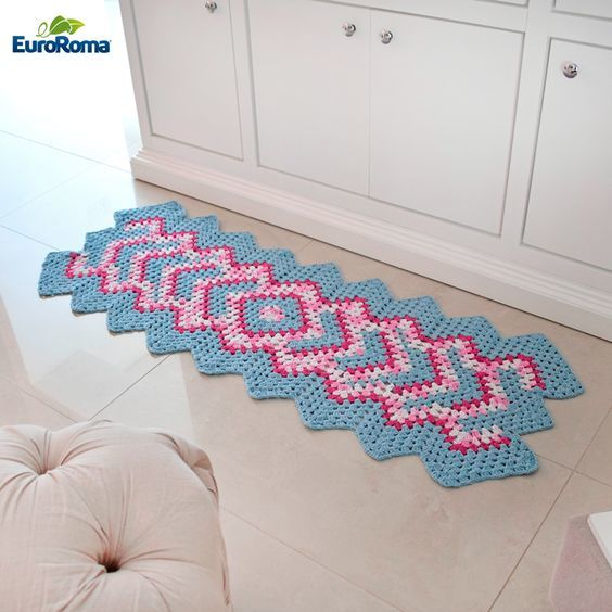 gratuits des tapis au crochet