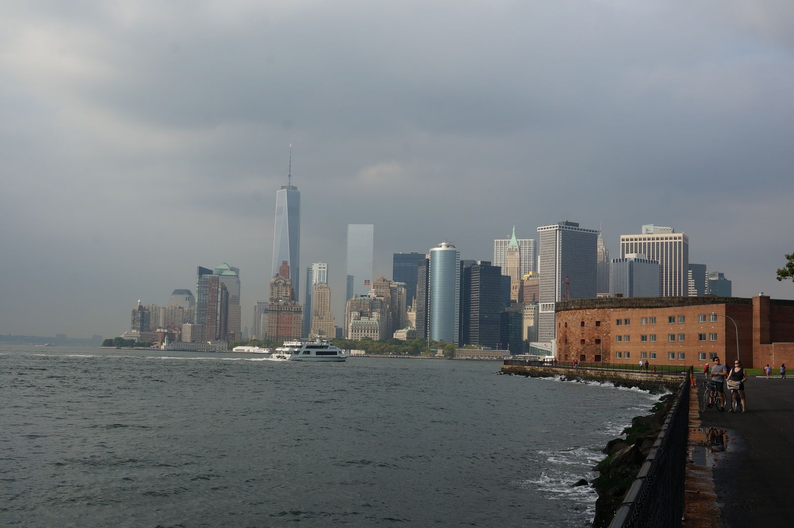 New York + Brésil