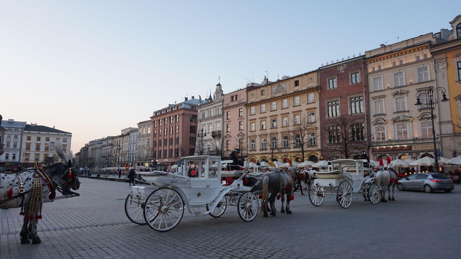 Pologne - Cracovie Marie