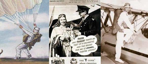 6 juin 1942. En pleine guerre, l'Américaine Adeline Gray teste le premier parachute en nylon