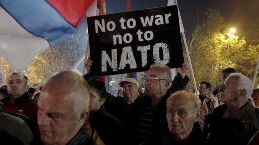« L'OTAN est le plus grand saboteur de la paix en Europe »
