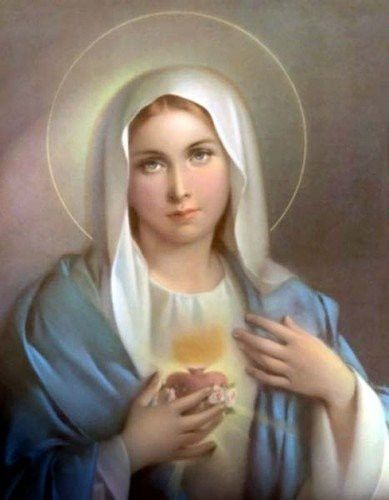 Message de Marie - « Qu'en tant que Fils, rien ne t'arrête »