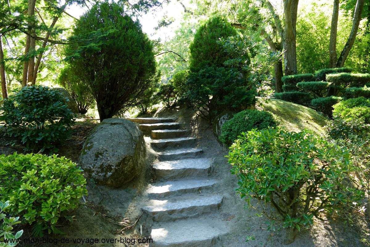 le jardin japonais pierre baudis a