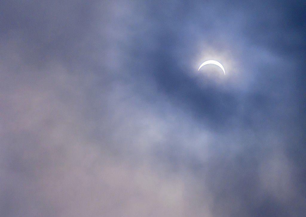 L'éclipse solaire du 20 mars visible en France! A vos lunettes