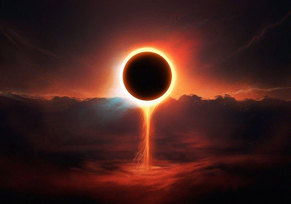 Vendredi verra la convergence de 3 évènements célestes avec une éclipse du soleil, une superlune et l'équinoxe de printemps