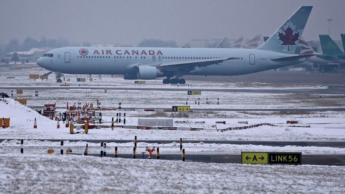 Canada: un A320 fait une sortie de piste, 25 blessés